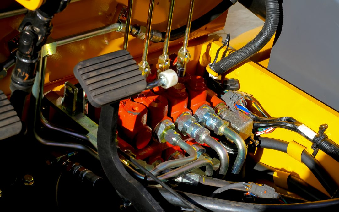 Forklift Truck Hydraulic System