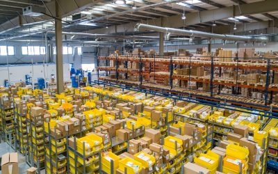 What is it like working in a warehouse?